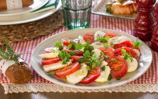 Салат с мятой: 9 простых рецептов на любой вкус
