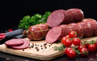 Какие используются специи для домашней колбасы?