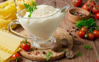 Соус бешамель с мускатным орехом: 7 простых рецептов