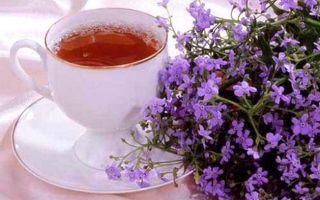 Незабываемый тонкий аромат чая с тимьяном