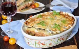 5 кулинарных вариаций мусаки по-гречески с баклажанами