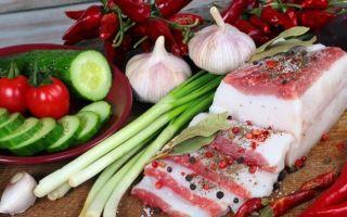 Как правильно засолить сало с чесноком и перцем: проверенный рецепт