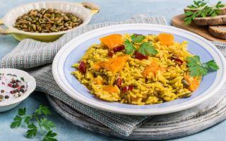 Легко готовим рис с куркумой: рецепт вкусного гарнира