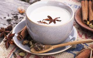 Как приготовить молоко с корицей для похудения
