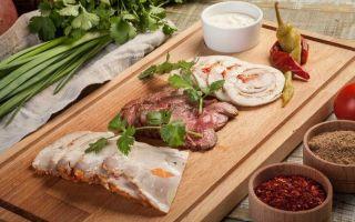 Приготовим карпаччо: рецепт в домашних условиях