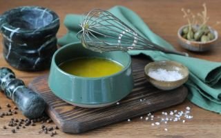 Заправка для винегрета: 5 простых рецептов