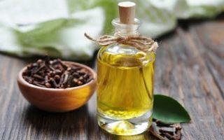 Использование ароматного масла гвоздики
