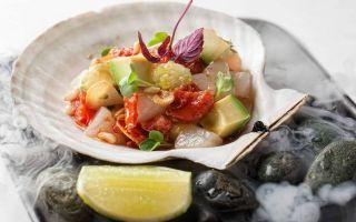 Салат севиче: любимое блюдо королевской особы