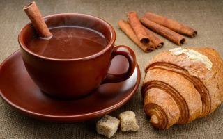 Какао с корицей: польза и рецепты напитка детства