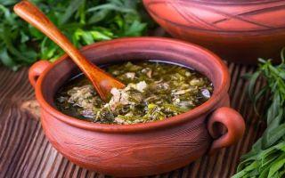 Как приготовить грузинское блюдо из баранины с тархуном