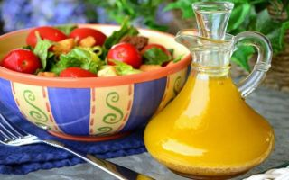 Как сделать салатную заправку в домашних условиях