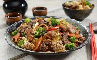 Как лучше приготовить овощной гарнир?