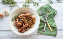 Пряные травы и специи для кролика и рецепт конфи