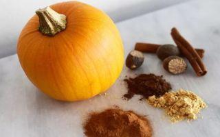 Специи для тыквы: лучшие сочетания и ароматные рецепты
