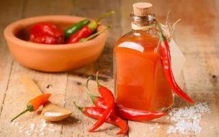 Как сделать соус табаско в домашних условиях?