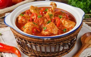 Приправа для чахохбили: состав специй, 3 рецепта блюда