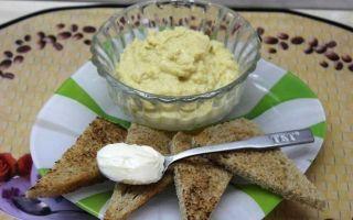 Приготовление блюда форшмак из селедки: классический пошаговый рецепт
