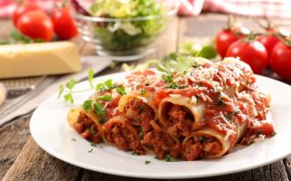 Мексиканское блюдо энчилада: рецепт сытной и ароматной закуски