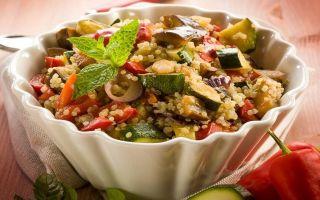 Готовим очень вкусный и полезный салат табуле