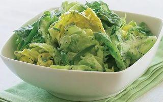 Салат с тархуном: 4 простых рецепта