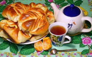 Выпекаем мягкие и вкусные булочки с корицей на кефире