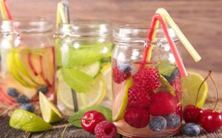 Как сделать прохладительные напитки в домашних условиях?