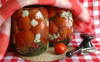 Лучшие рецепты помидоров с горчицей на зиму