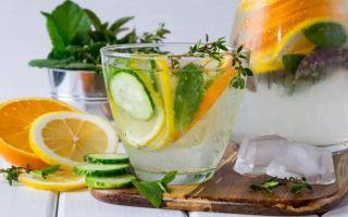 Как приготовить воду «Сасси»?