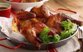 Специи для цыпленка табака: основа приправы грузинского блюда