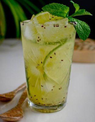 Лимонад с базиликом: 5 освежающих рецептов