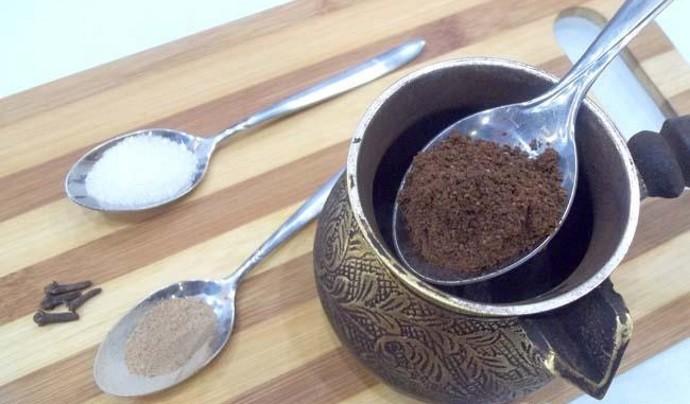 Заготовка для кофе