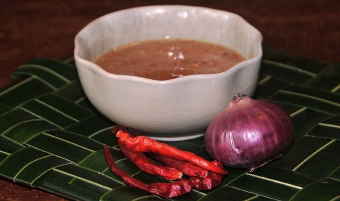 Вьетнамский соус