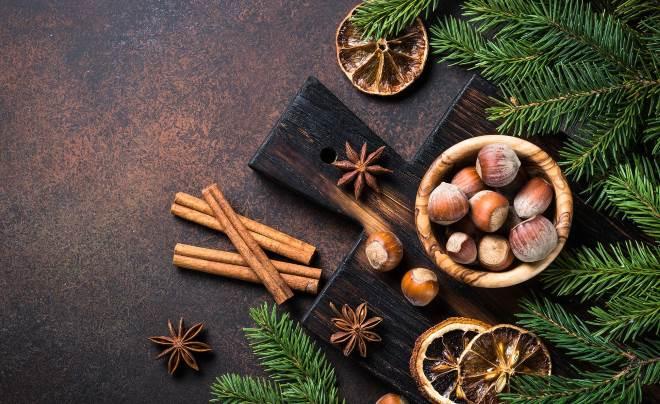 Рождественские пряности
