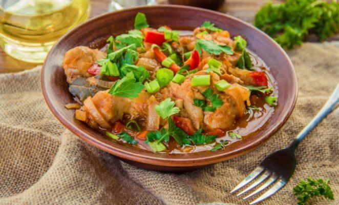 5 рецептов приготовления соуса для чахохбили из курицы