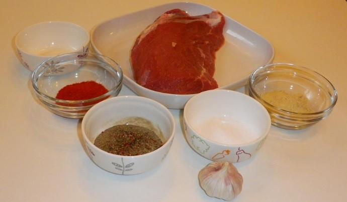 Набор специй к мясу
