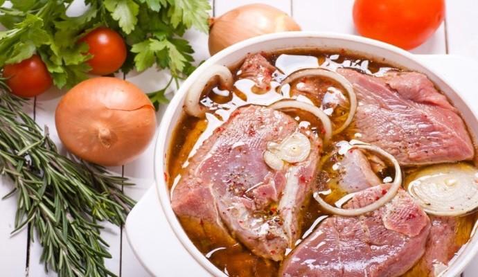 Подготовка свинины