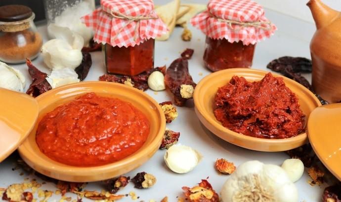 Тунисский соус