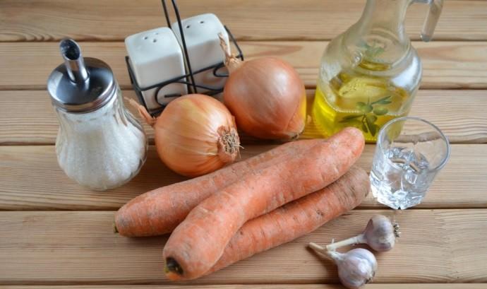 Морковь по-корейски дома