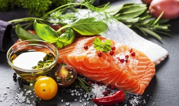 Рыба с маслом