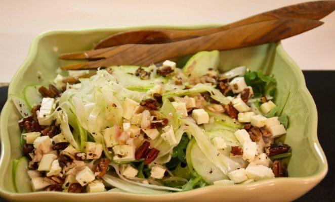 3 рецепта приготовления салата с фенхелем