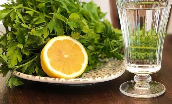 Как использовать петрушку для похудения: рецепты чая