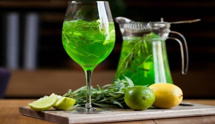 Лимон и эстрагон