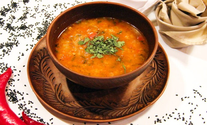 Приправа для харчо: лучшие специи для лучшего супа