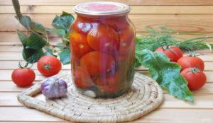 Классические маринованные помидоры