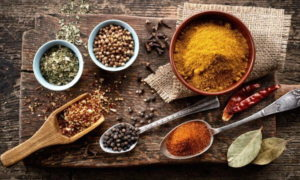 Ингредиенты для бахарат