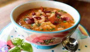 Суп с иссопом