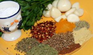 Хмели-сунели: для каких блюд подходит