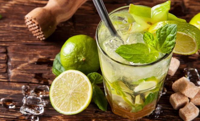 Домашний лимонад с мятой и лимоном: простые рецепты и маленькие секреты