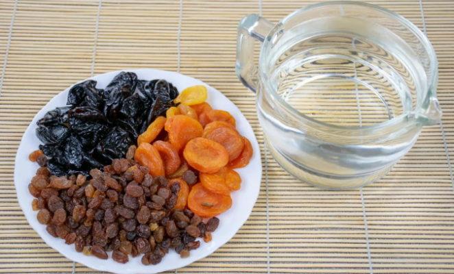 Как приготовить компот из сухофруктов?
