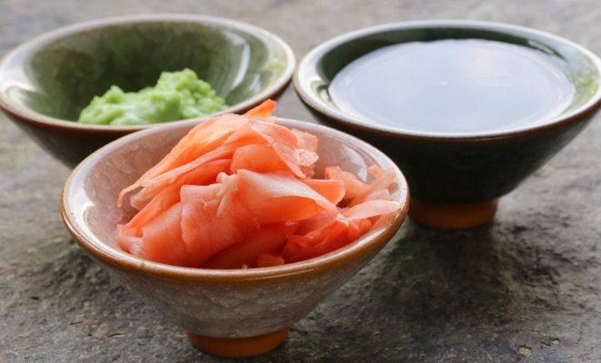 Острая приправа к суши: специи, пряности и соусы